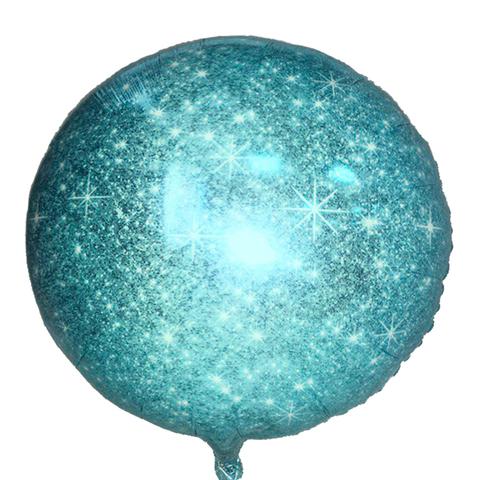 Блестящий Голубой