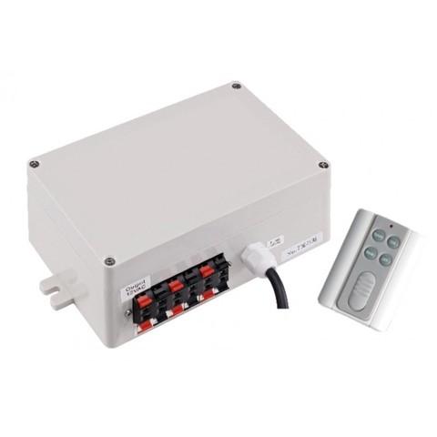 Панель управления PoolKing LED светильниками без трансформатора