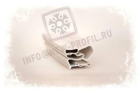 Уплотнитель 78*58 см для холодильника  Electrolux ER 3000 В (морозильная камера) Профиль 015(АНАЛОГ)