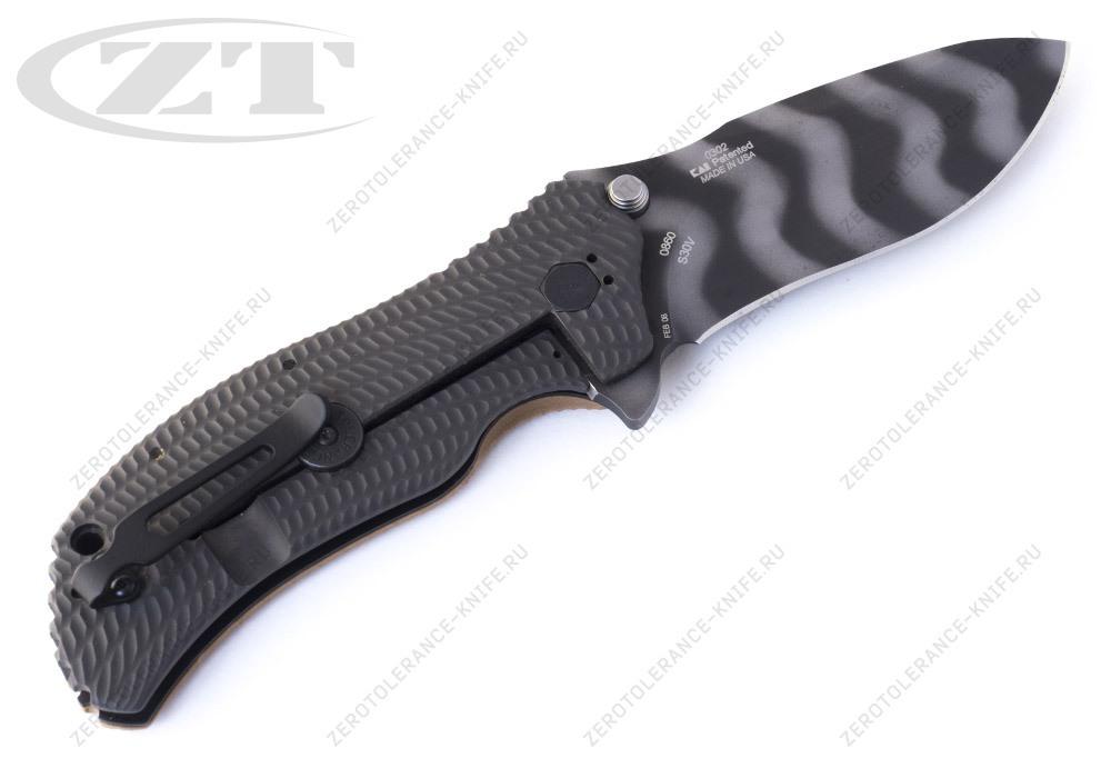 Нож Zero Tolerance 0302 Strider Onion - фотография