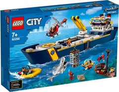 Lego konstruktor Ocean Exploration Ship
