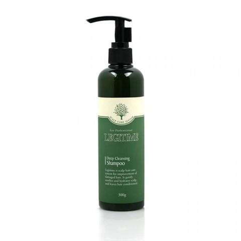 Шампунь для глубокого очищения кожи головы Welcos Mugens Legitime Deep Cleansing Shampoo