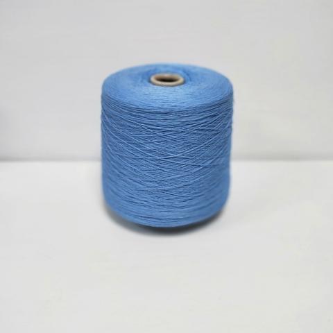Iafil, Whirl, Хлопок 100%, Небесно-голубой, мерсеризованный газоопальный, 3/100, 3330 м в 100 г