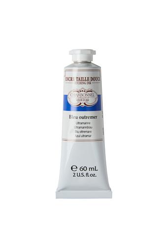 Краска офортная 60 мл туба, ультрамарин Lefranc&Bourgeois