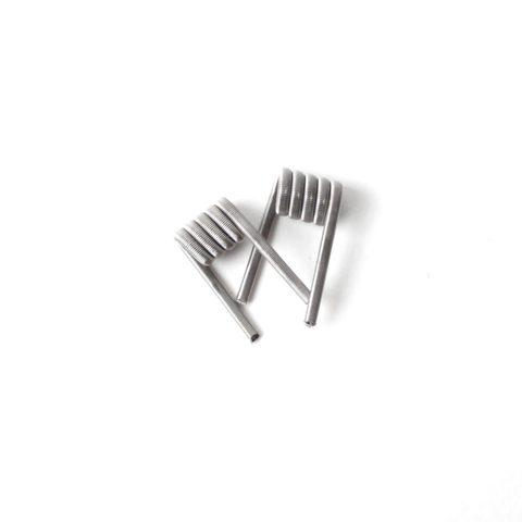 Prebuild Fused Clapton coil 0,17 Ohm (Плата)