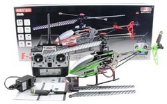 Радиоуправляемый вертолет MJX F45 Shuttle 2.4G - F45