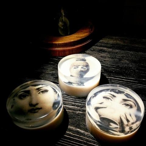Сувенирное мыло с любой картинкой или логотипом (ПОД ЗАКАЗ)