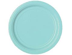 Тарелка Robin's Egg Blue