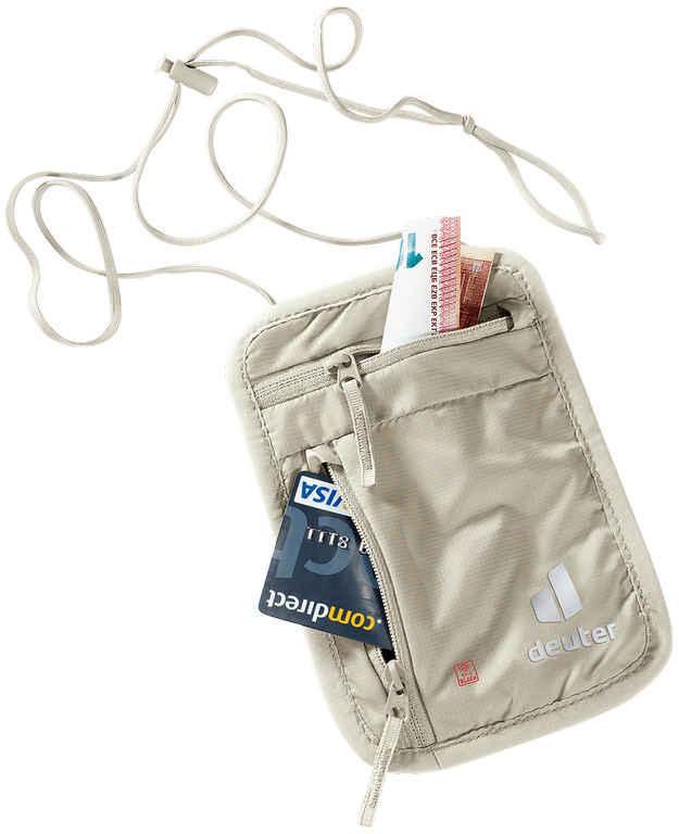 Новинки Кошелек на шею Deuter Security Wallet I RFID Block (2021) 3950121-6010-SecurityWalletI-RFIDBLOCK-16-d0.jpg