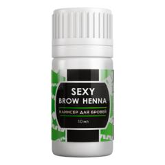 Клинсер для очищения кожи после оформления бровей SEXY BROW HENNA 10мл