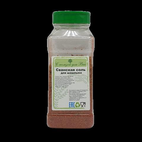 Сванская соль для шашлыка С ПОЛЬЗОЙ ДЛЯ ВАС, 450 гр