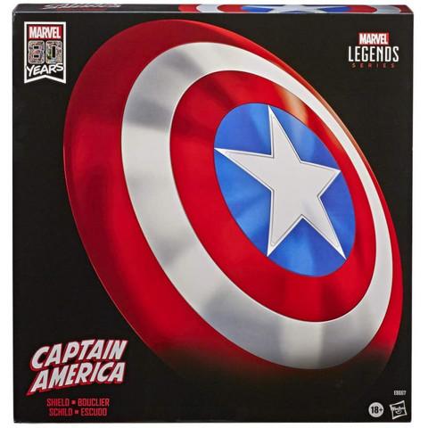 Щит (реплика) Marvel Avengers Legends Captain America Shield