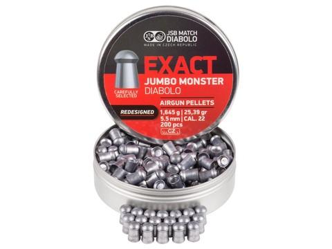 JSB Exact Jumbo Monster REDESIGNED 5,5/1,645