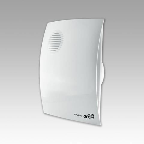 Накладной вентилятор Эра PARUS 4-02 D 100 Шнурок вкл/выкл