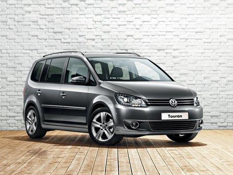 Чехлы на Volkswagen Touran 2003–2015 г.в.