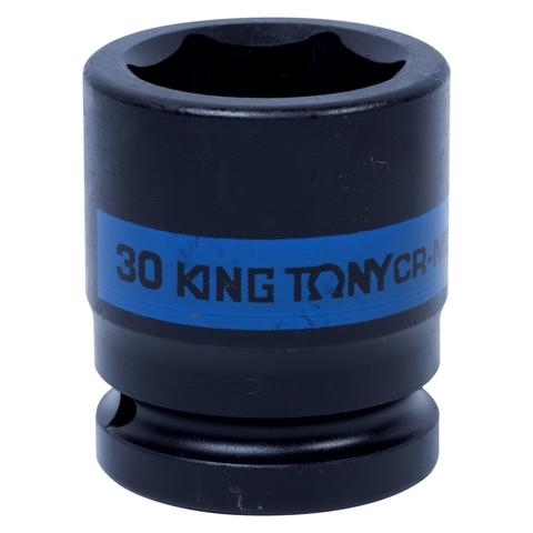 KING TONY (653530M) Головка торцевая ударная шестигранная 3/4