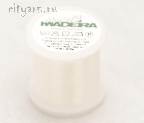 Мононить Madeira Monofil 60, цвет 1001, прозрачный, 200 м