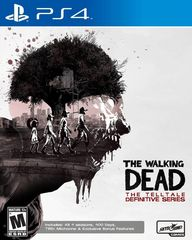 The Walking Dead: The Telltale Definitive Series PS4   PS5