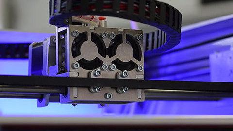 3D-принтер Leapfrog Creatr HS XL