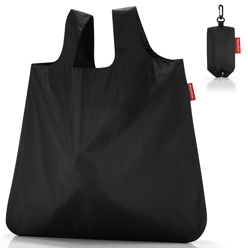 Сумки Сумка складная Mini maxi pocket black Reisenthel e841c9b35cb3650d5651f92738677ebe.jpeg