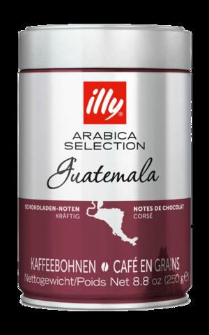 Кофе в зернах ILLY Гватемала 250 мл