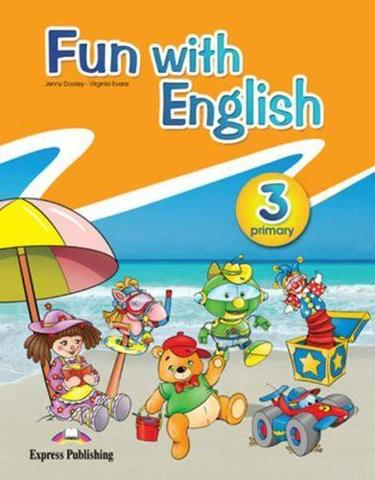 Fun with English 3. Pupil's Book. Учебник