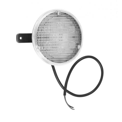 Прожектор палубный светодиодный круглый, Ø115 мм, вертикальное крепление