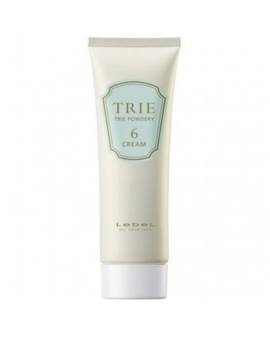 Крем матовый для укладки волос средней фиксации TRIE POWDERY CREAM 6 80 г