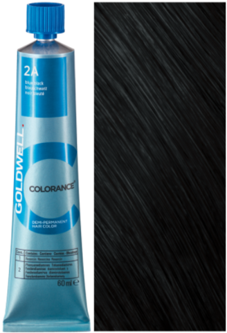 Goldwell Colorance 2A иссиня-черный 60 мл