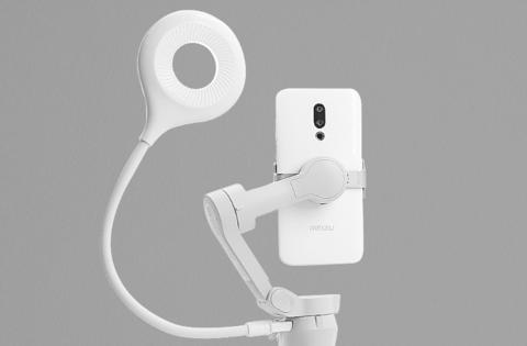 Лампа светодиодная для DJI OM4 STARTRC Белая (1106468)