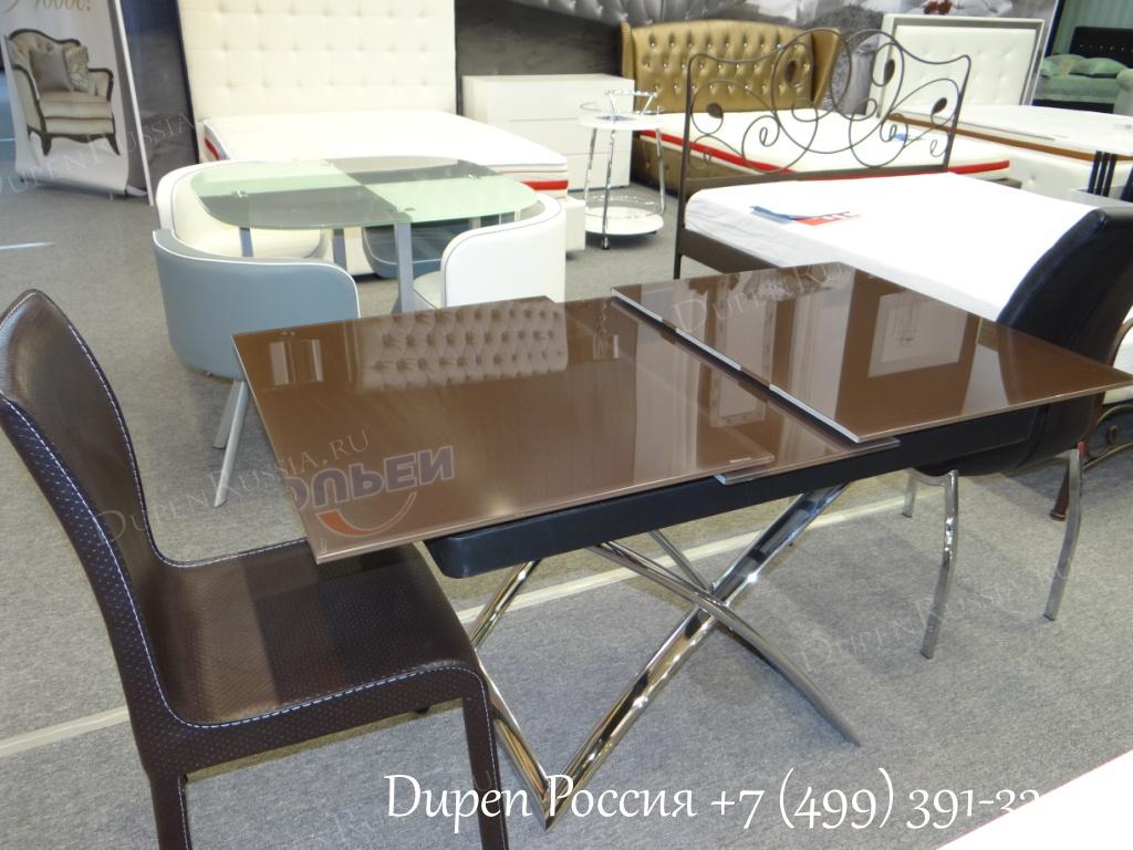 Стол ESF CT2275 кофе и Стул ESF 4181