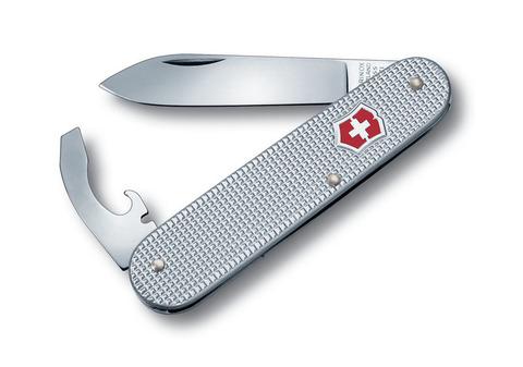 Нож перочинный VICTORINOX Bantam Alox, 84 мм, 5 функций, алюминиевая рукоять VC- 0.2300.26