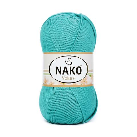 SOLARE NAKO (100% хлопок Гиза, 100гр/380м)