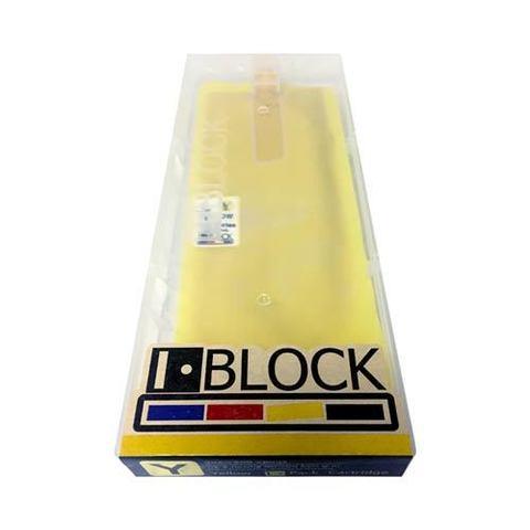 Сменный картридж I-BLOCK для СНПЧ HP OfficeJet Pro X476dw/X576dw/X451dw (250мл, yellow, Pigment)