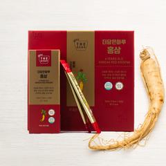 Сиропы с экстрактом корейского красного женьшеня The Dam Eunharu Red Ginseng