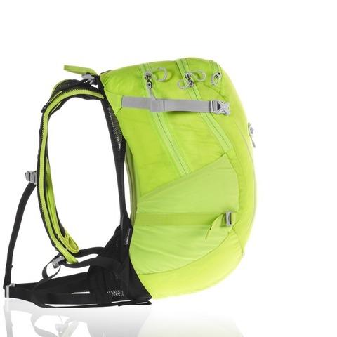 Картинка рюкзак велосипедный Osprey Syncro 20 Velocity Green - 3
