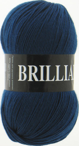 Пряжа Vita Brilliant цвет 4955