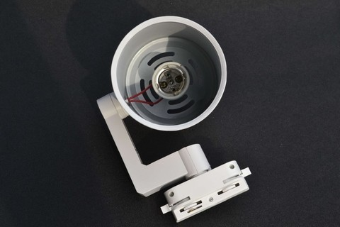 светильник под лампу PAR30 (белый)
