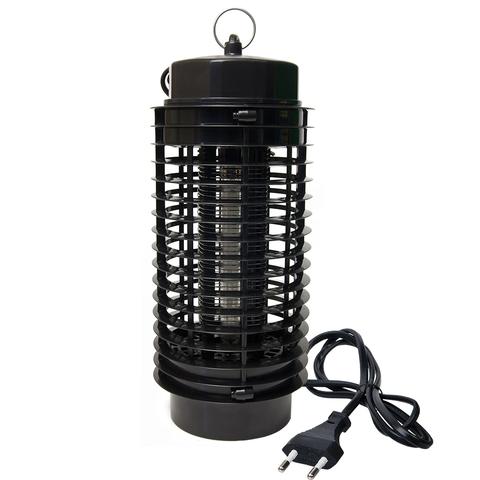 Лампа-ловушка для уничтожения летающих насекомых, 220 В, 12x12x28 см
