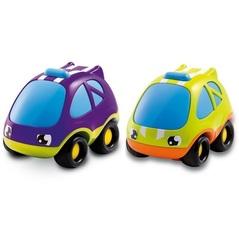 Smoby Машинка с моторчиком Vroom Planet (211287)