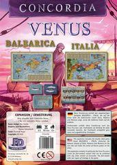 Concordia: Balearica/Italia