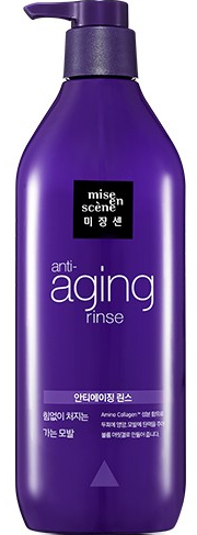 Mise En Scene Aging Care Rinse кондиционер для ослабленных волос 680мл