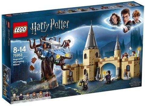 Lego konstruktor Harry Potter Hogwarts Whomping Willow