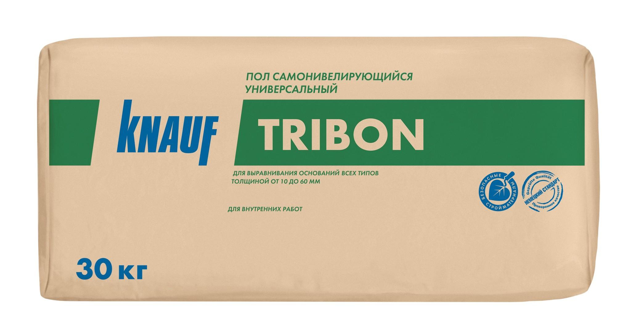 Наливные полы Наливной пол Knauf Трибон 10-60 мм самонивелирующийся, 30 кг 3c340be3715645a9b6bf425bfae9aa3d.jpg