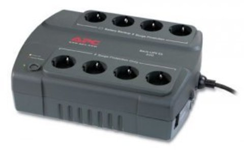Источник бесперебойного питания BE400-RS APC Back-UPS 400 ВА