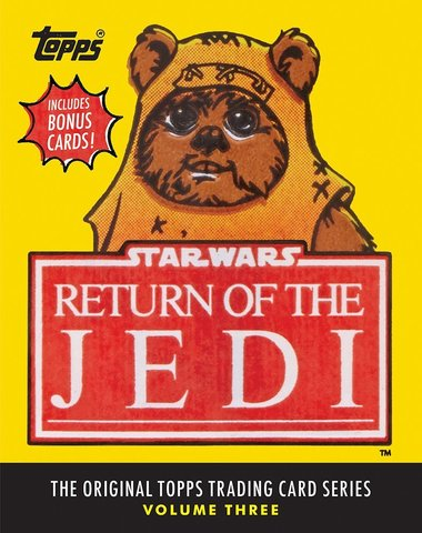 Star Wars: The Original Topps Trading Card Series, Volume Three