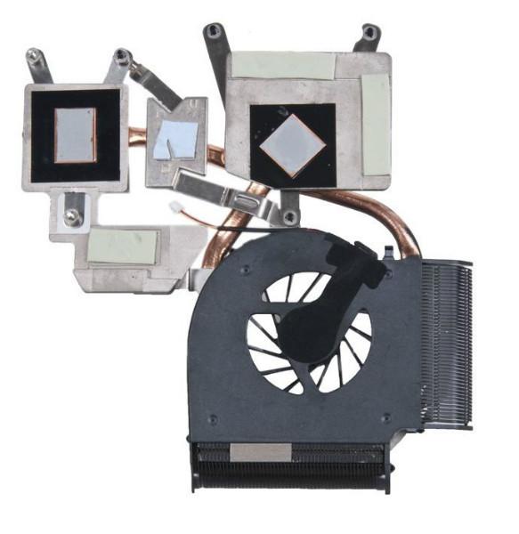 Cистема охлаждения для ноутбука HP Pavilion DV6, DV6-1000 для моделей с видеочипом