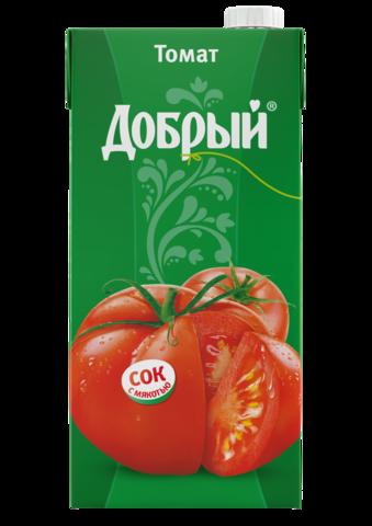 Сок Добрый Томатный  2л