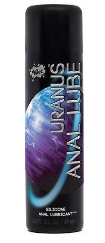 Анальный лубрикант на силиконовой основе Wet Uranus - 89 мл.