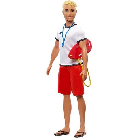 Барби Кен Спасатель